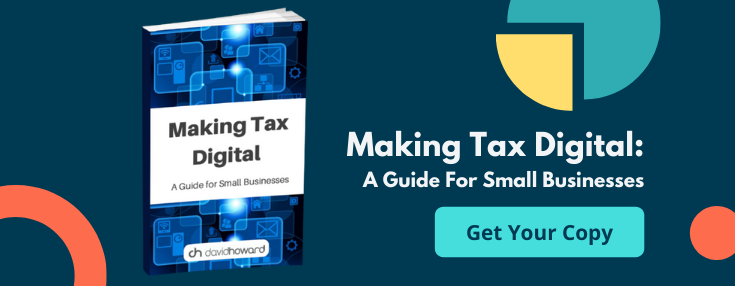Making Tax Digital: A Guide For Small Businesses - Long