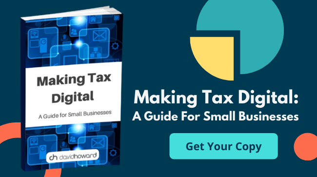 Making Tax Digital: A Guide For Small Businesses - Large